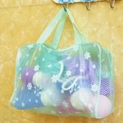 Portable Makeup Cosmetic Toiletry Travelling Waterproof Storage Bag