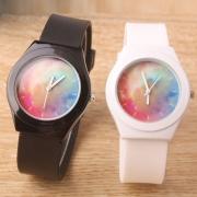 Fashion Silicone Watch Band Luminous Watch