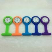 Practical Style Silica Gel Case Quartz Watch