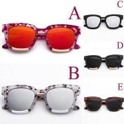 Fashion Square Frame Anti-UV Sunglasses