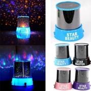 LED Luz Romántica de Cielo Universal de Estrellas