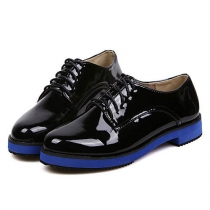 Zapatillas Casual Retro con Cordones