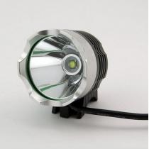 LED bicicleta luz de la linterna del faro 1200LM