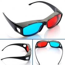 3D Glasses Direct-3D Gafas - Nvidia 3D Ultimate gafas anaglifo 3D Vision - Fabricado para encajar sobre Anteojos de receta