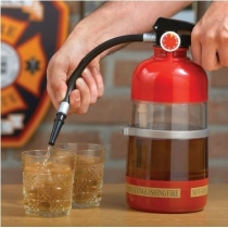 Extintor Drink Dispenser