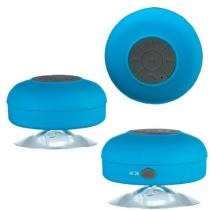 A prueba de agua de ducha Bluetooth Wireless Speaker Altavoz manos libres Compatible con todos los dispositivos Bluetooth iPhone 5S y todos los dispositivos Android