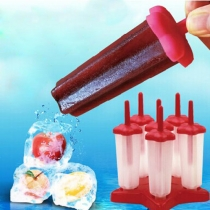 Star Ice Pop Mold