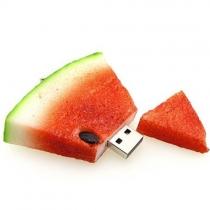 8 GB Sandía USB de la forma de alta velocidad de memoria Flash del palillo de la pluma del disco
