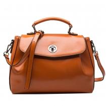 Fashion Candy Color Handbag Cross Body Bag Shoulder Bag