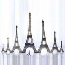 Vintage Paris Eiffel Tower Craft Ornaments Home Decoration