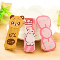 Cute Cartoon Portable Foldable Mini Makeup Mirror