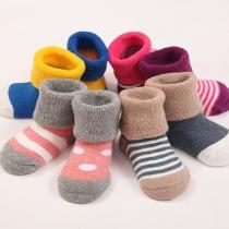 Calcetines Lindo Para Niños (Color se envia al azar)
