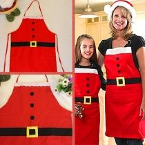 Delantal de Cocina para la Navidad