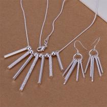Fashion Necklace + Earring Set