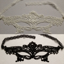 Hollow Out Lace Face Mask for Dancing Party Masquerade