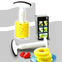 Practical Pineapple Corer Slicers Peeler Parer Cutter