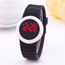 Fashion Touching LED Electric Watch