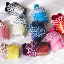 Calcetines Hairball de Color Mezclado