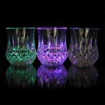 Vaso Inductiva de LED Colorida de Moda