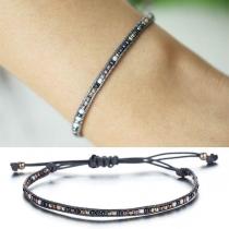 Fashion Beaded Adjustable Bracelet