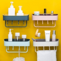 Creative Style Multifunctional Bathroom Shelf Storage Rack