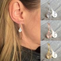 Fresh Style Dandelion Shaped Earrings