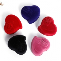 Heart Shaped Accessories Jewelry Box