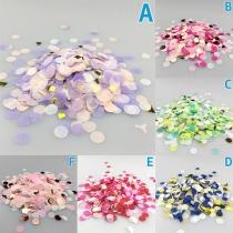 Hot Sale Colorful Confetti Balloon Stuffing