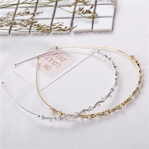 Diadema de Niños con Perlas de Strass de Estilo Dulce