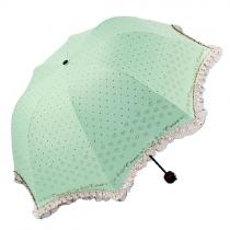 Paraguas Plegable de Colores Dulces