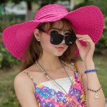 Sombrero Ancho Modeno para el Sol