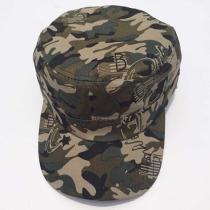 Fashion Camouflage Printed Unisex Baseball Cap
