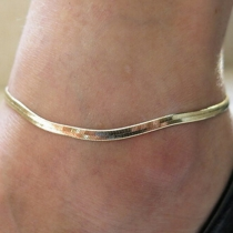 Fashion Fish Scales Anklet For Women