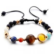 Fashion Colorful Beaded Bracelet