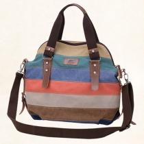 Casual Retro Fashion Shoulder Canvas Bag Handbag