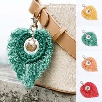 Bohemian Style Tassel Key Chain Pendant Decoration