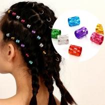 Fashion Colorful Braid Hair Accessories