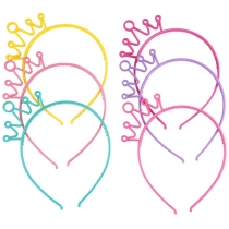 Cute Style Crown Shaped Hairband 3 pcs/Set