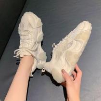 Clunky Sneaker Zapatillas de deporte casuales Suelas gruesas Zapatillas de deporte de suelas gruesas