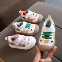 Zapatillas de deporte para bebés zapatos de suela blanda zapatos para niños pequeños zapatos casuales para niños