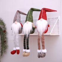 Cute Style No face Doll Christmas Dcoration
